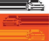 sports car banners