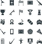 Sports Cool Vector Icons 2