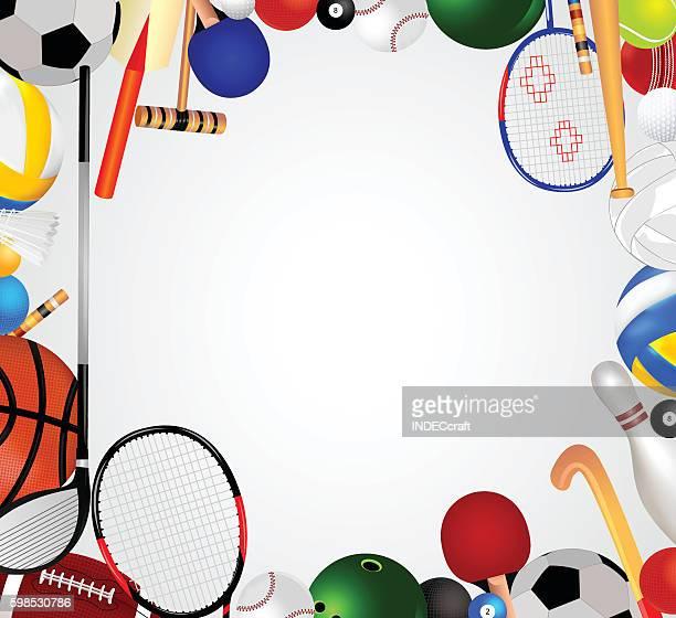 Sports Equipment  Frame