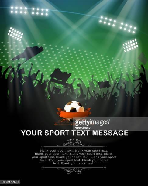 sports fun silhouette
