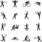 Sports Icons | set 1