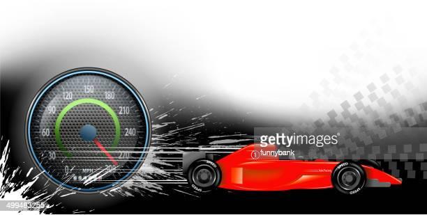 sports race background