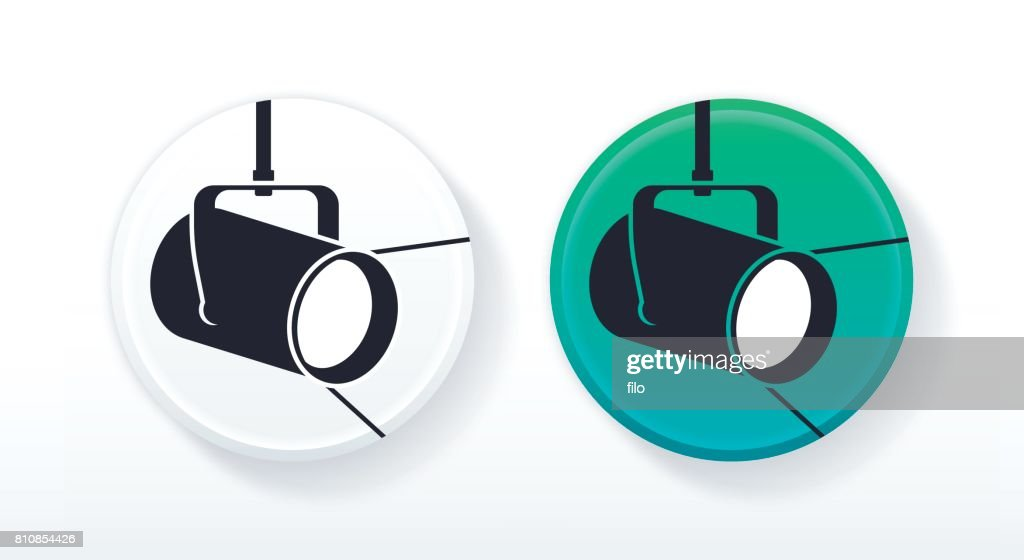 Spotlight Icon or Symbol