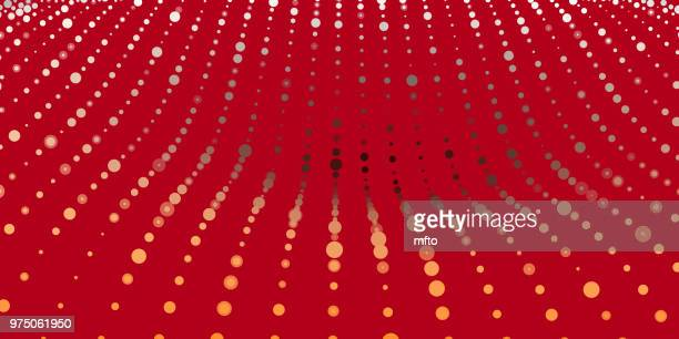 spotted abstract background - aquitaine stock illustrations, clip art, cartoons, & icons