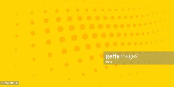 illustrations, cliparts, dessins animés et icônes de abstrait tacheté - fond orange