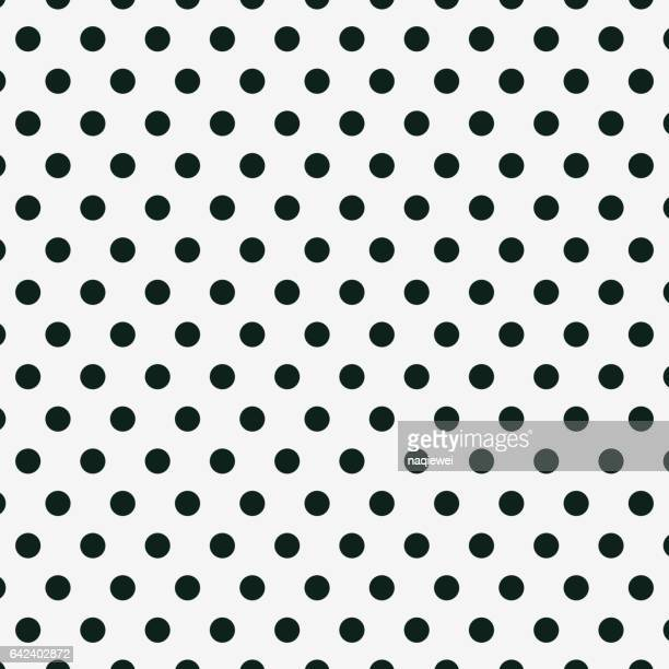 Spotted pattern background