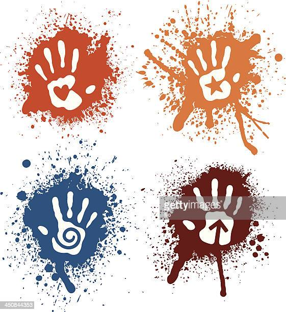 Spray Hände