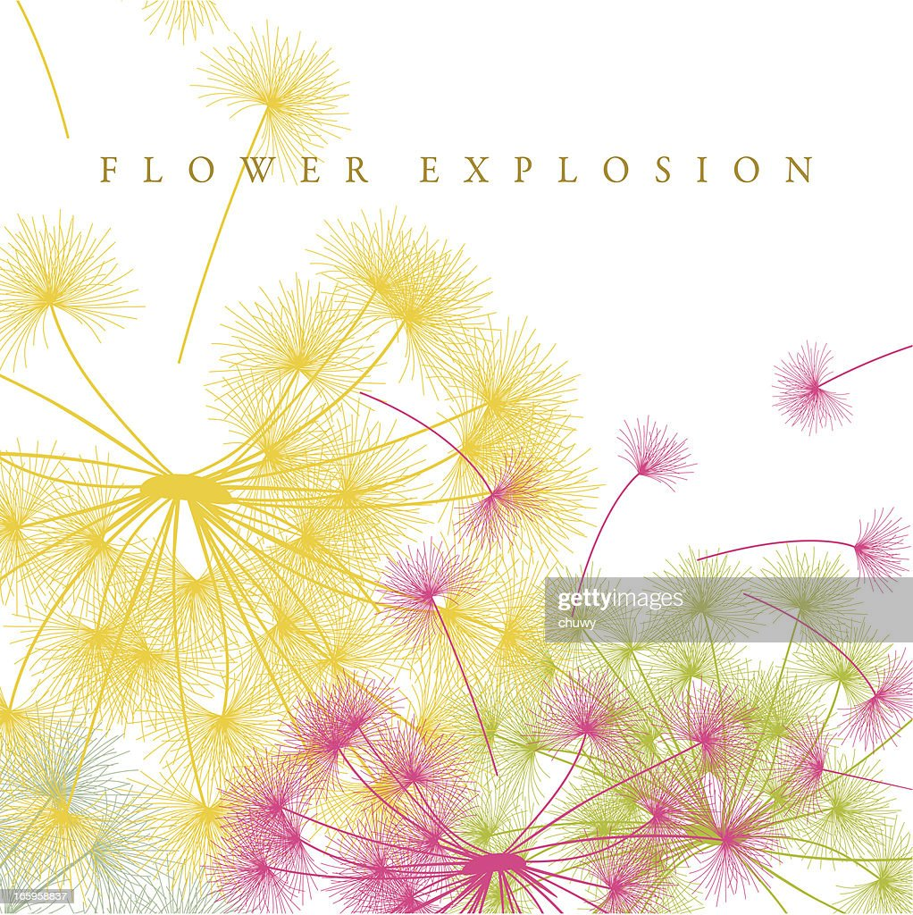 Spring Floral Background High Res Vector Graphic Getty Images