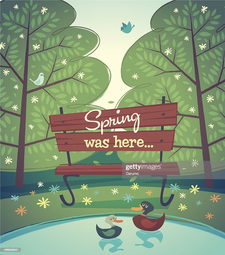 Spring is outdoor