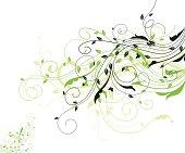Spring Swirls