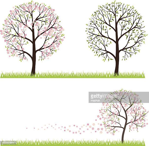 春のツリー