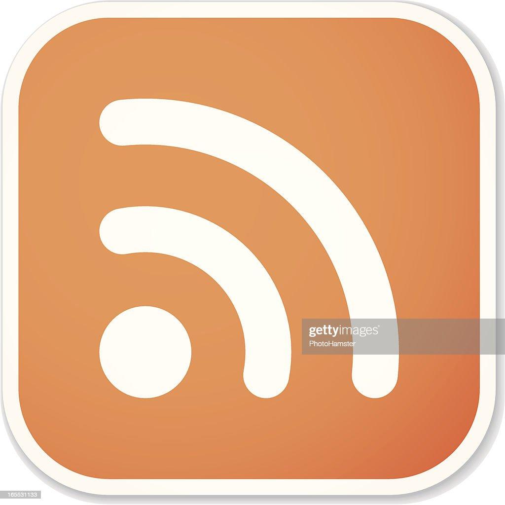 RSS sq sticker