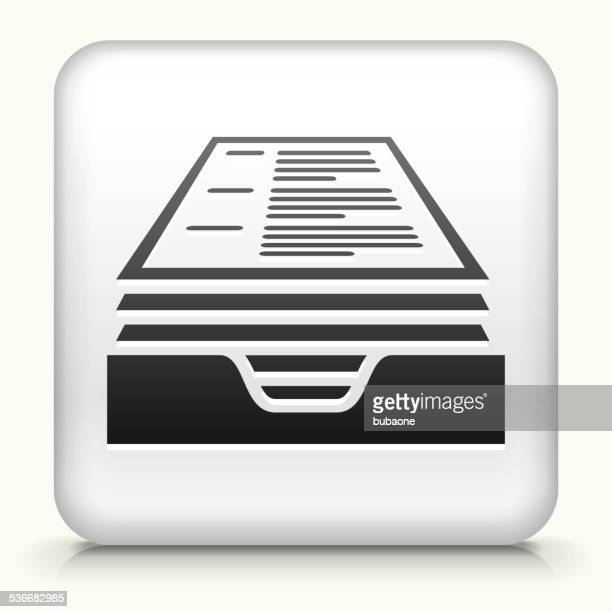 Square Button with Resume