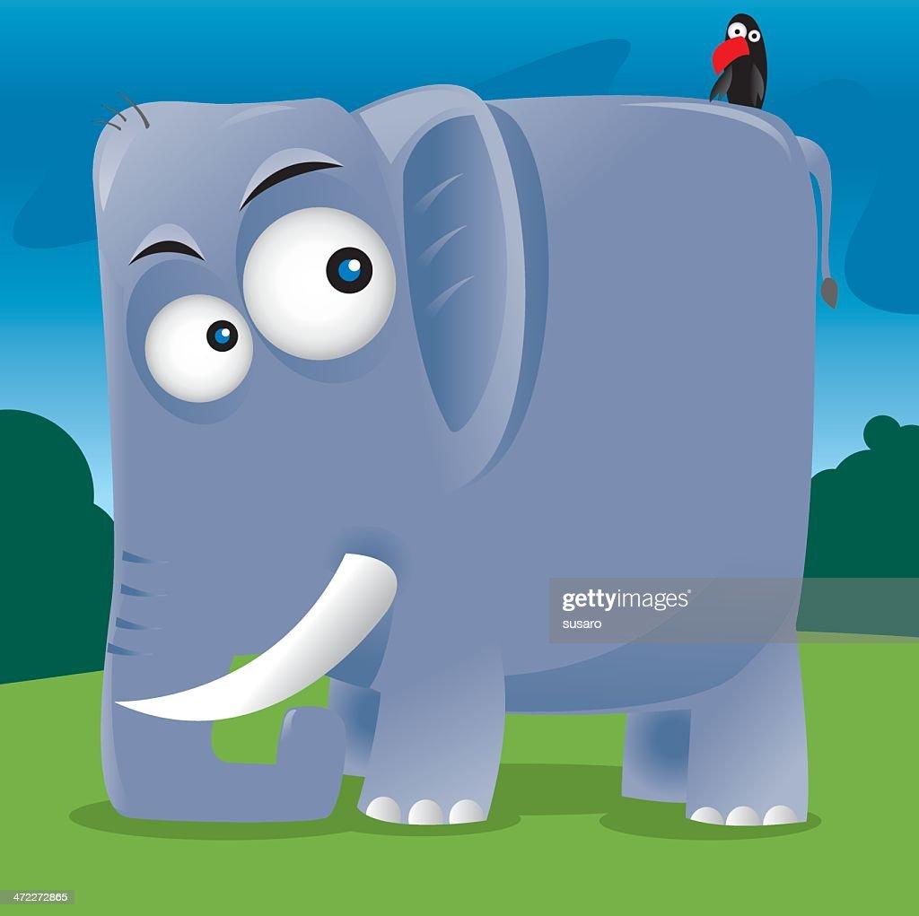 Square Elephant