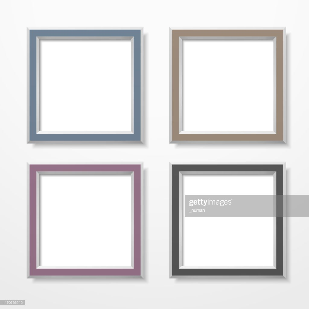 Square Frames Vector Art | Getty Images