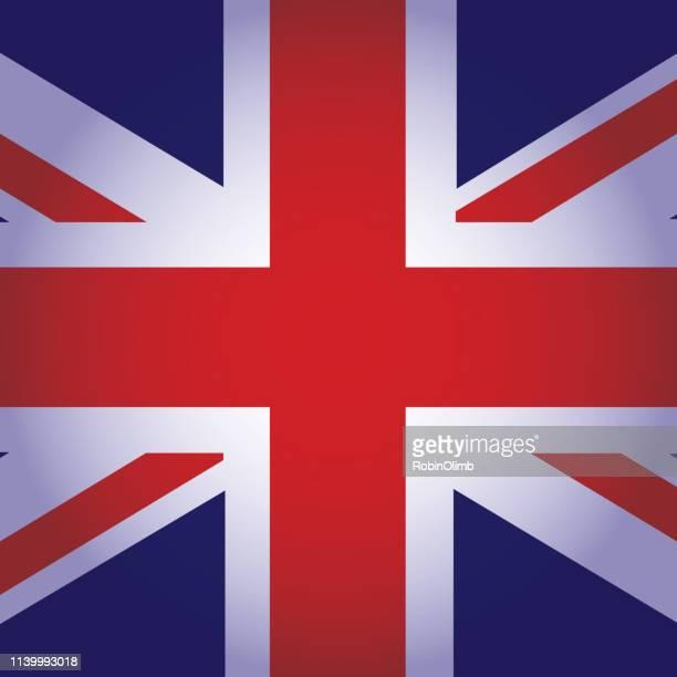 Square Great Britain Flag