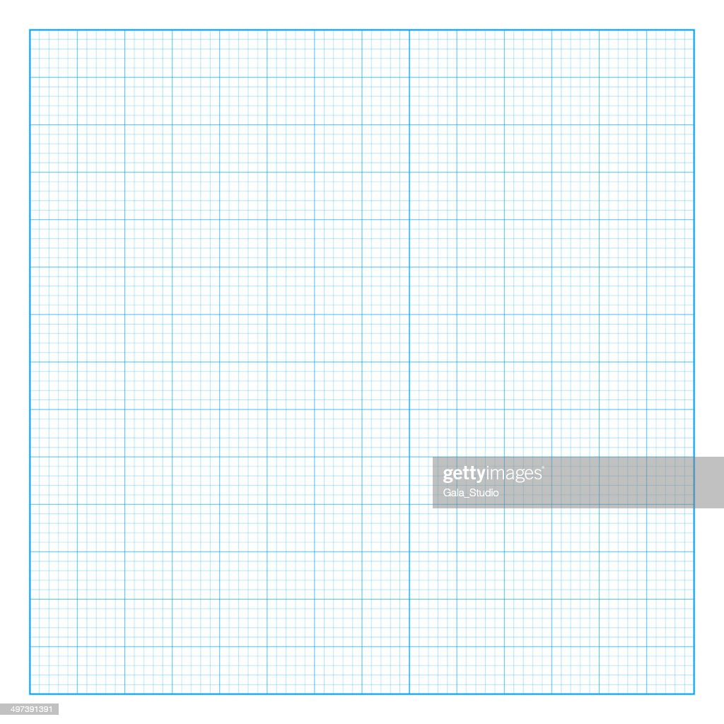 Square grid background on white background.