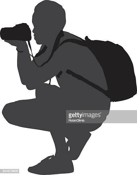 Squat photographe