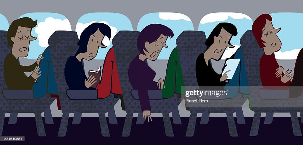 Squeezed Airline