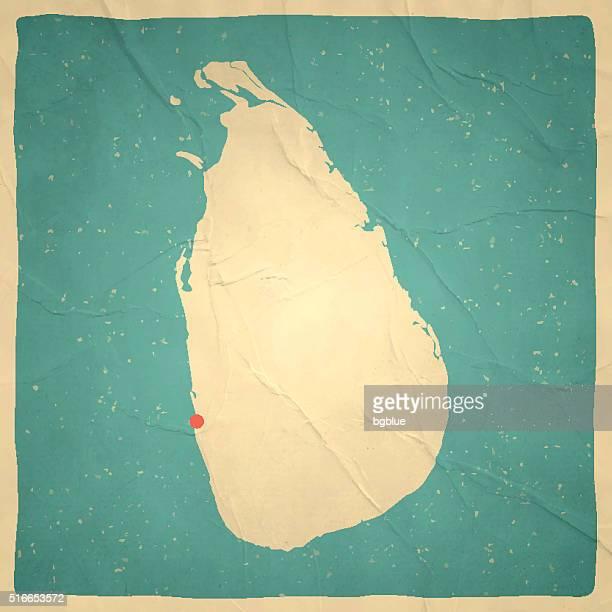 Sri Lanka Carte Ancien Nom.30 Meilleurs Sri Lanka Illustrations Cliparts Dessins