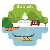 Sri Lanka Travel and Attraction Landmarks