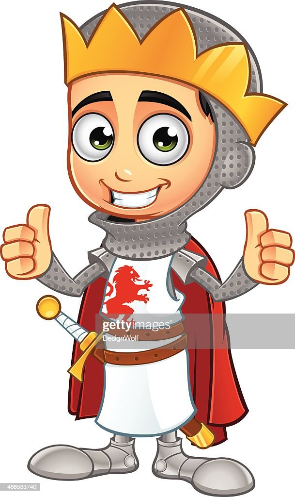 St George Boy King - Two Thumbs Up