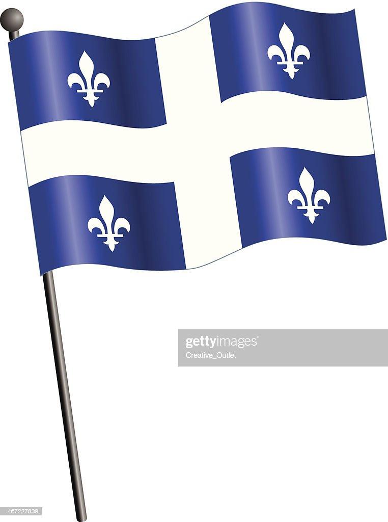 St Jean Baptiste Flag C