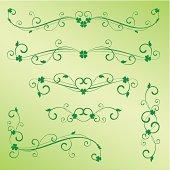 St Patrick elements