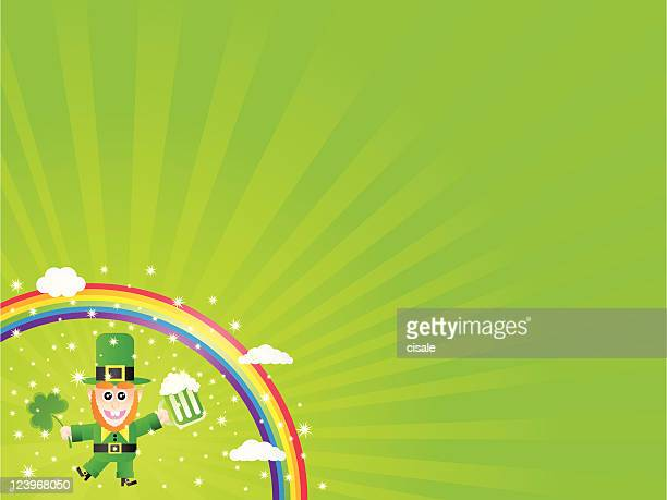 st patrick's background - st. patrick's cathedral manhattan stock illustrations, clip art, cartoons, & icons