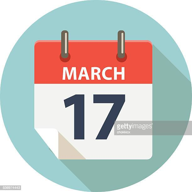 St. Patrick's Day-Kalender