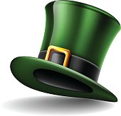 St Patrick's Day hat
