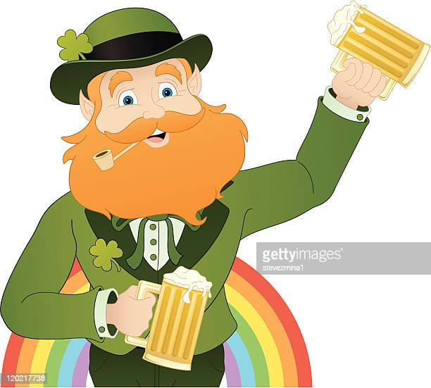 St. Patrick's Day Leprechaun