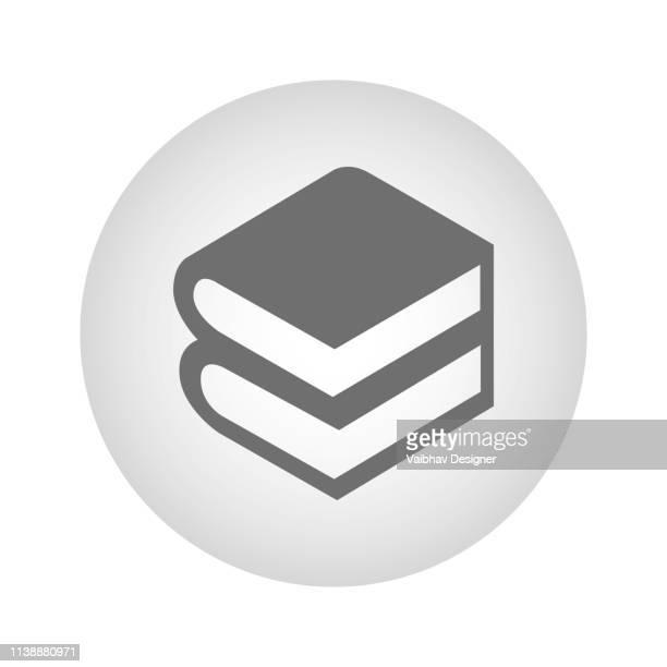 Stack of books - Illustration