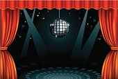 Stage Mirrorball