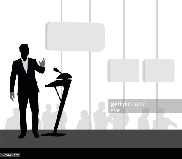 Stage Talker