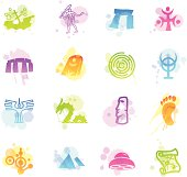 Stains Icons - Mysteries
