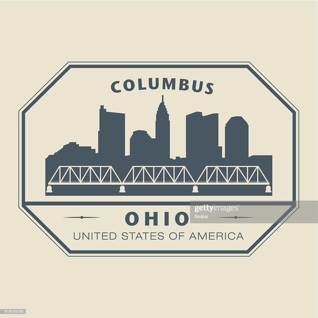 Stamp Ohio, Columbus
