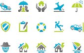 Stampico icons - Insurance