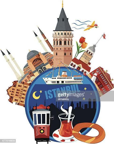 İstanbul Symbols