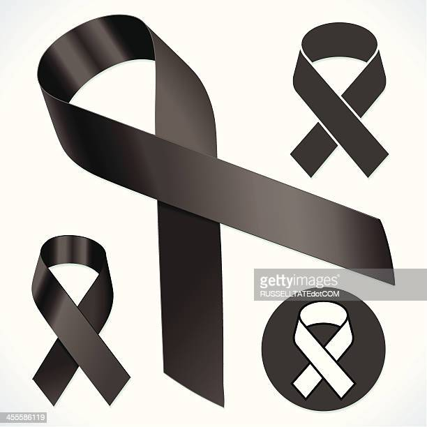 Standard Black Ribbon