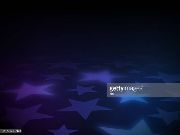 star abstract background - ethereal stock illustrations