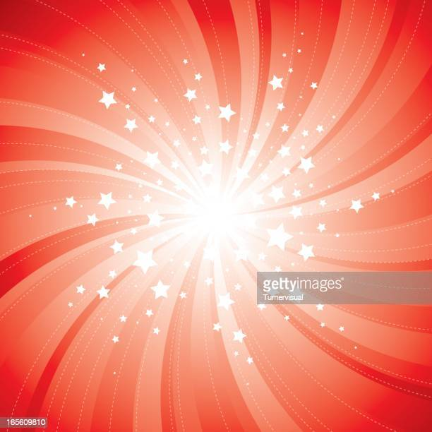 illustrazioni stock, clip art, cartoni animati e icone di tendenza di esplosione di stelle - vincere