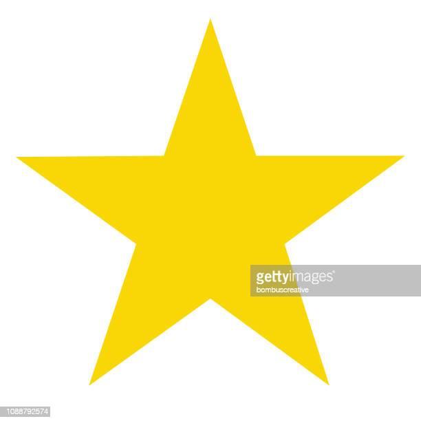 star icon - star shape stock illustrations