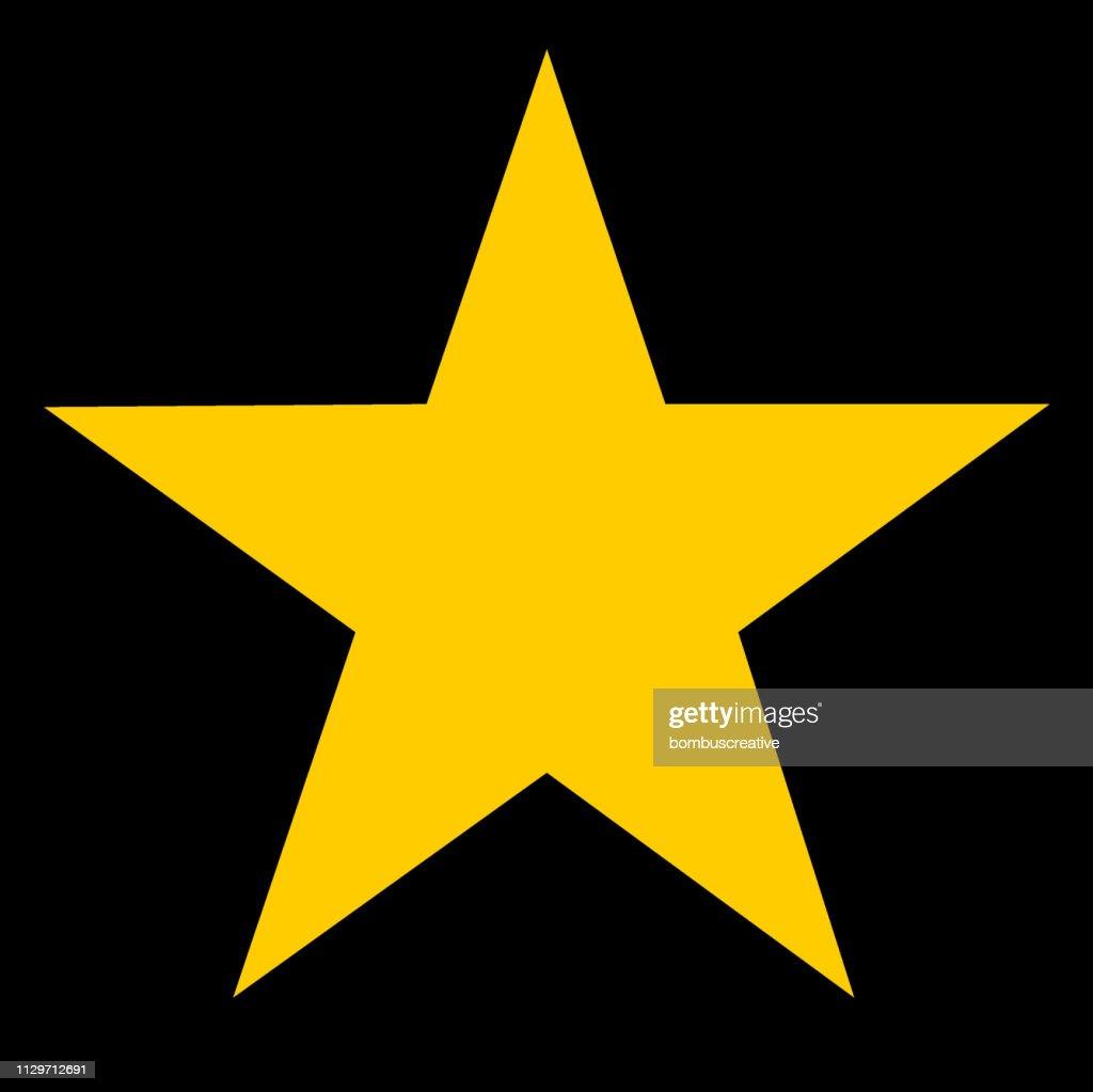Star Icon : stock illustration