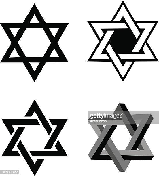 Star of David, Judaism Religion