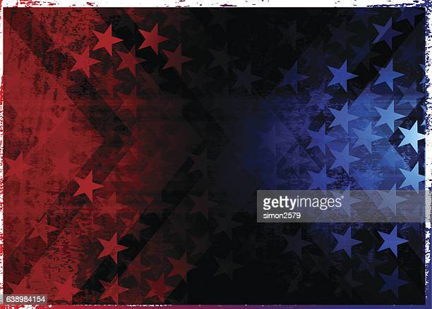 star shape abstract background - politics abstract stock illustrations