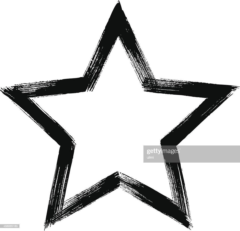Star : stock illustration