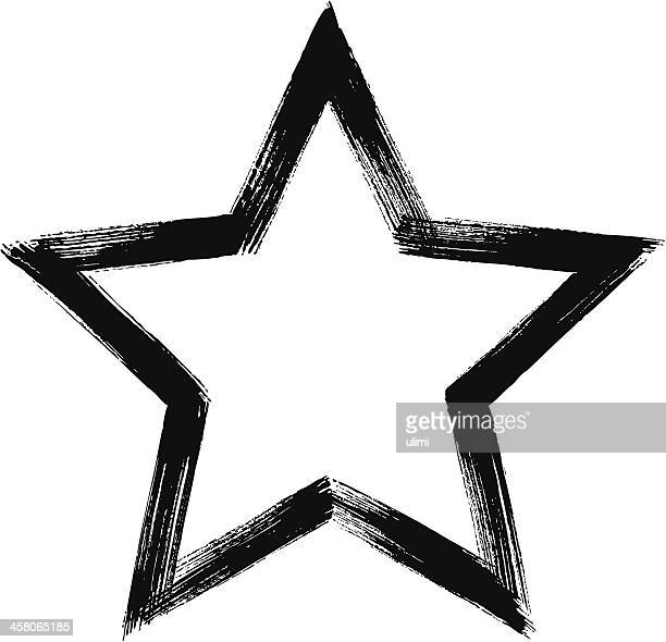 star - star shape stock illustrations