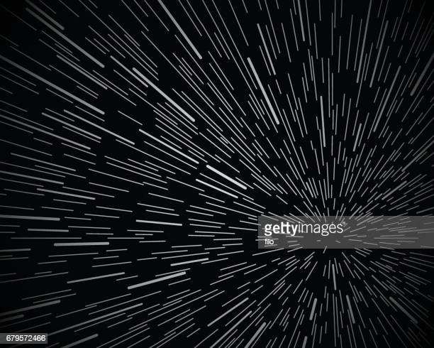 star warp space background - ethereal stock illustrations, clip art, cartoons, & icons