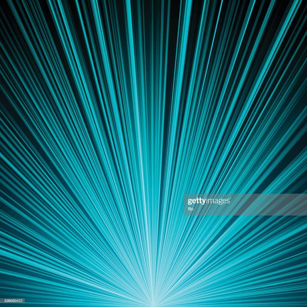 Starburst Glow Background : stock illustration